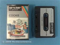 ZX SPECTRUM game - Cookie by Ultimate